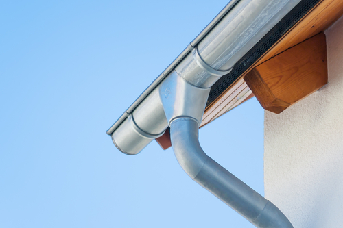 eavestroughs, gutters and downspout